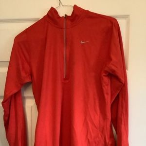 Dry fit Nike Women's long sleeve sweater Small